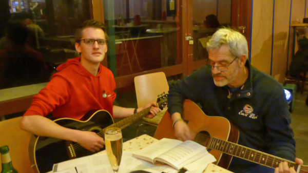 Arbeiter-Liederabend
