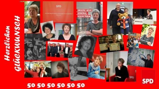 Collage mit Bildern von Hanna Naber